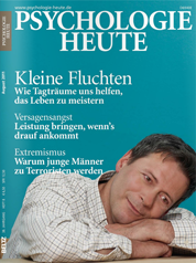 Leserbrief Management by Options in PSYCHOLOGIE HEUTE 08/2011